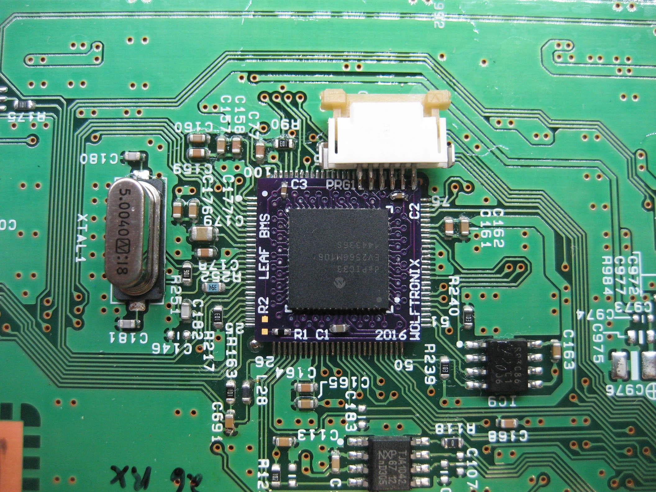 Nissan Grand Rapids >> Leaf module based 150V 65Ah battery pack... - DIY Electric ...